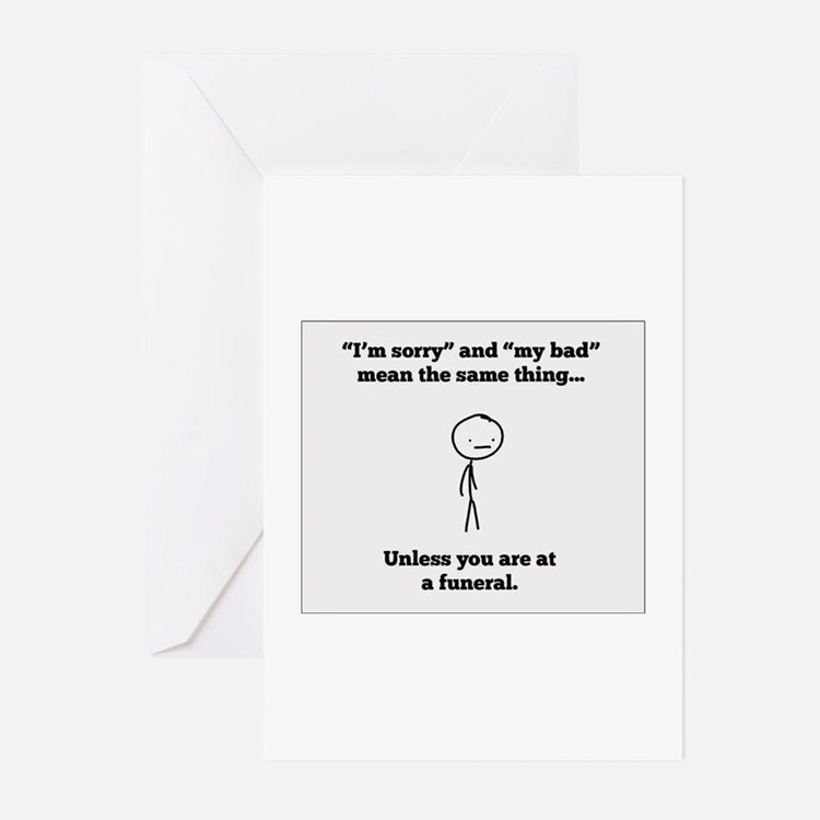 Funeral Director Greeting Cards