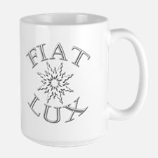 Let There Be Light (Latin) Mug