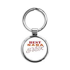 Best Nana Ever Keychains