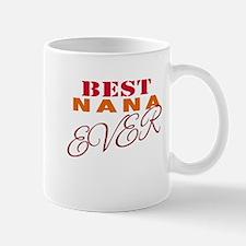 Best Nana Ever Mugs