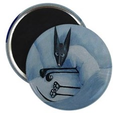 "Cute Cartoon cat 2.25"" Magnet (10 pack)"