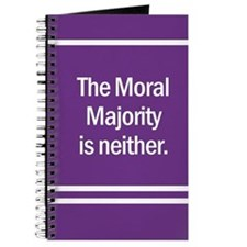 Journal. The Moral Majority is neither.