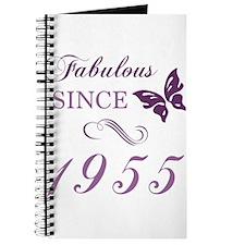 1955 Fabulous Birthday Journal