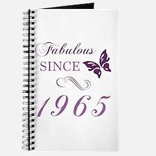 1965 Fabulous Birthday Journal