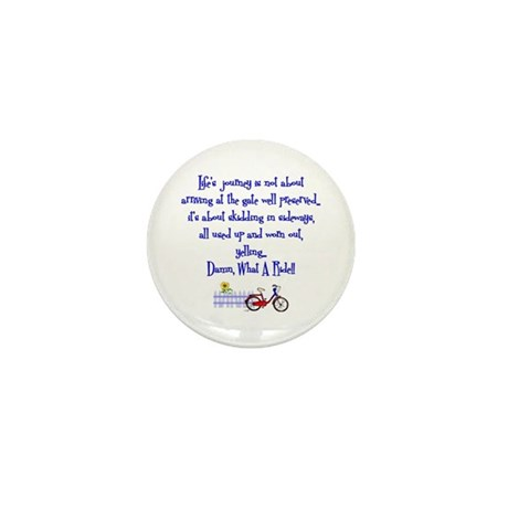 Lifes Journey II Mini Button (100 pack)