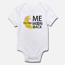 Love Me To The Moon And Back Onesie Body Suit