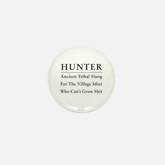 Hunter Mini Button