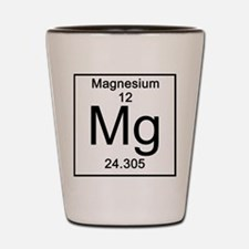 12. Magnesium Shot Glass