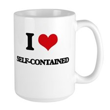 I Love Self-Contained Mugs