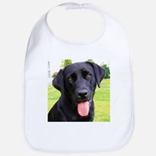 Black Lab Bib