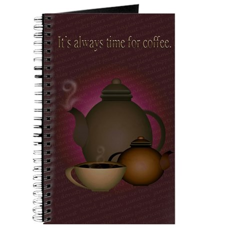 Coffee Service Journal (wine)