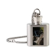 Split Rock Falls 1 Flask Necklace