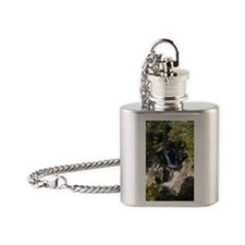 Split Rock Falls 2 Flask Necklace