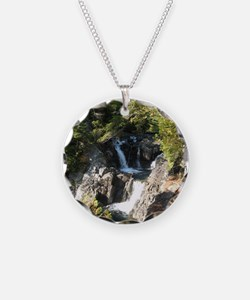 Split Rock Falls 2 Necklace