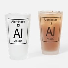 13. Aluminium Drinking Glass