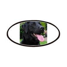 Black Lab Patches