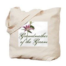 Grandmother of the Groom Tote Bag