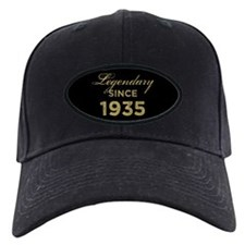 1935 Legendary Birthday Baseball Cap