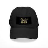 Born in 1935 Black Hat