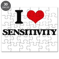 I Love Sensitivity Puzzle