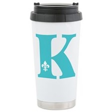 Cute Cute initial Travel Mug