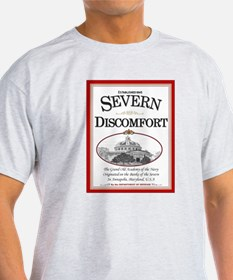 Funny Naval academy T-Shirt