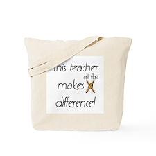 This Teacher Tote Bag