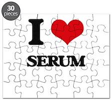 I Love Serum Puzzle