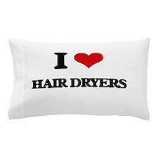 I Love Servers Pillow Case