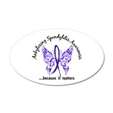 AS Butterfly 6.1 Wall Decal