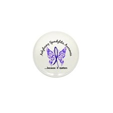 AS Butterfly 6.1 Mini Button (10 pack)