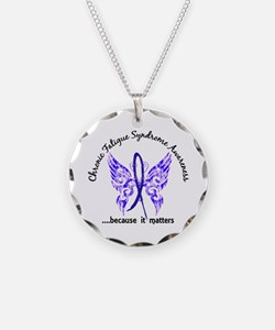 CFS Butterfly 6.1 Necklace