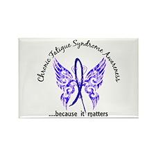 CFS Butterfly 6.1 Rectangle Magnet