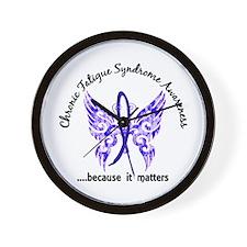 CFS Butterfly 6.1 Wall Clock