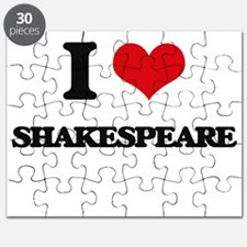 I Love Shakespeare Puzzle