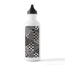 Fractal Paradise Water Bottle