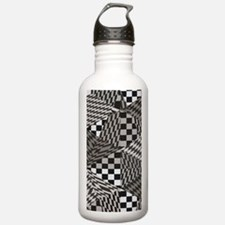 Fractal Paradise Water Bottle