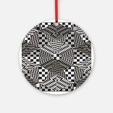 Fractal Paradise Ornament (Round)