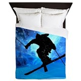 Ski Queen Duvet Covers