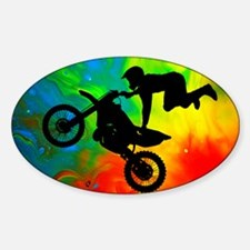 Solar Flare Up Motocros Decal