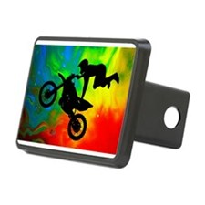 Solar Flare Up Motocross.p Hitch Cover