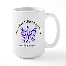 RA Butterfly 6.1 Mug