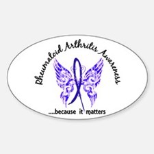 RA Butterfly 6.1 Decal