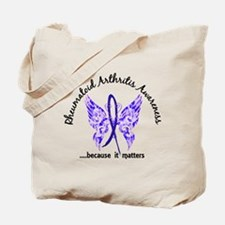 RA Butterfly 6.1 Tote Bag