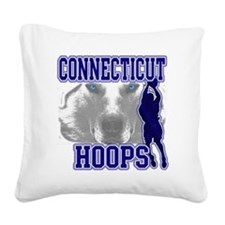 CTHoops14 Square Canvas Pillow