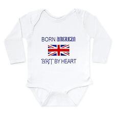 Unique London Long Sleeve Infant Bodysuit