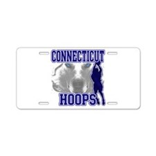 CTHoops14 Aluminum License Plate
