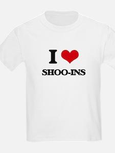 I Love Shoo-Ins T-Shirt