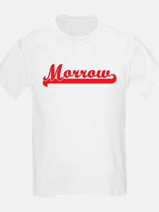 Morrow (retro-sport-red) T-Shirt