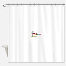 Taiwan Shower Curtain